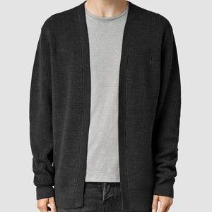 345a281b1ff99 Men s Grey Cotton Cardigan on Poshmark